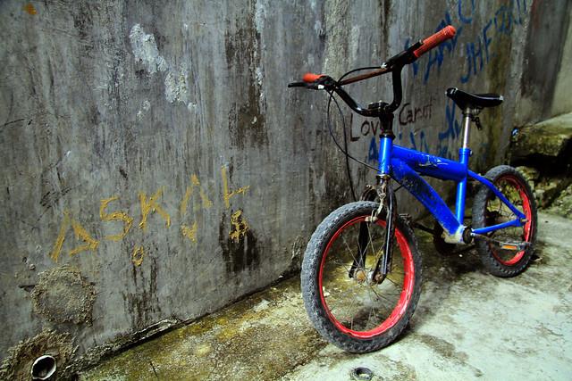 La bici en el callejon.jpg