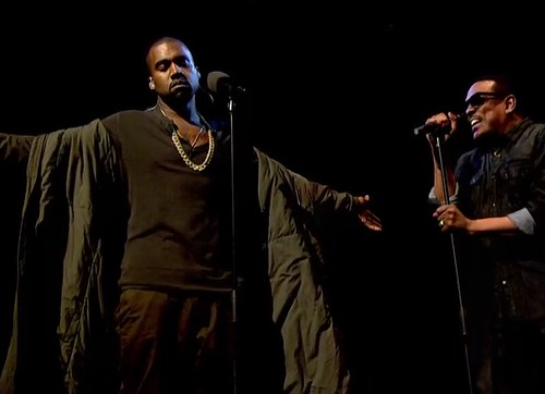 "Kanye West & Charlie Wilson Perform ""Bound 2"" on 'Later…With Jools Holland'"