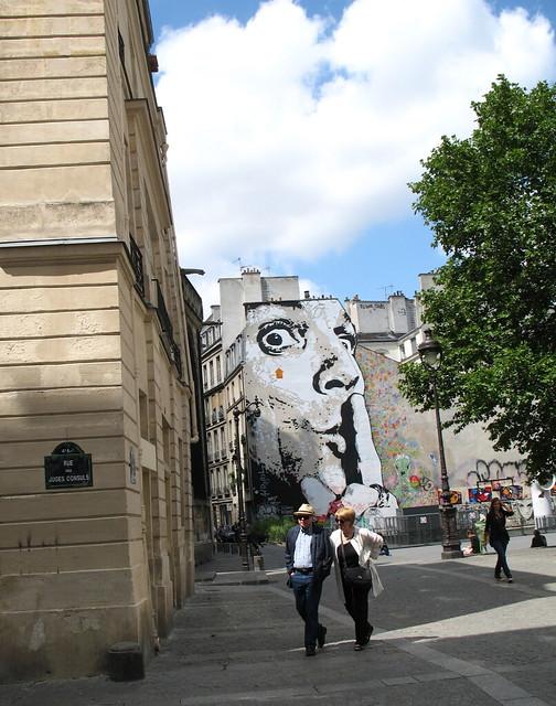 Parigi murales