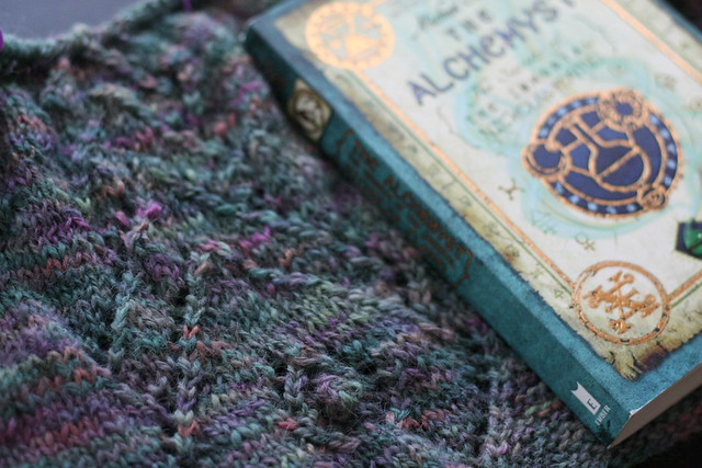 yarn along 10.09.13