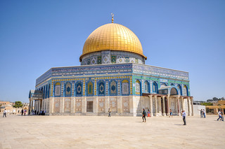 Image of  Dome of the Rock.