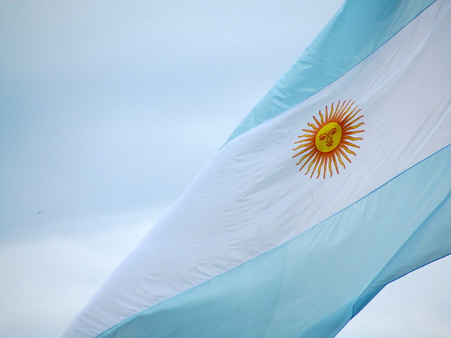 Bandeira da Argentina | Flickr - Photo Sharing!
