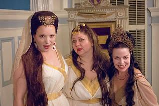 Dracula's Brides (Kendra, Shawna, & Tara)