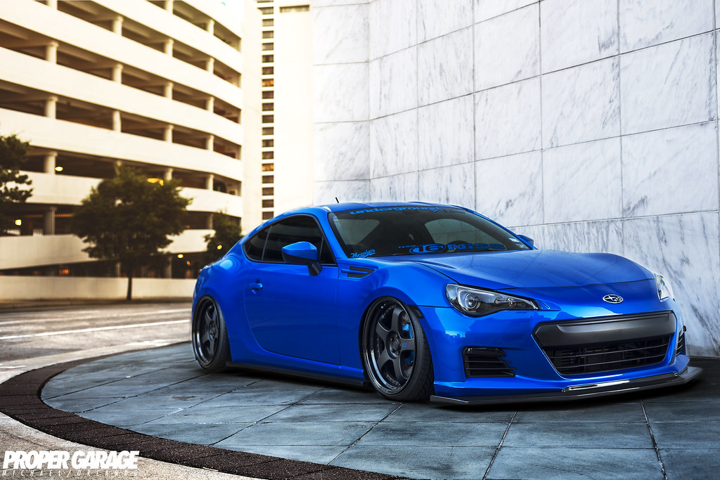 Hrdprkr Greg Lilly S Boosted Amp Bagged Brz Propergarage Com