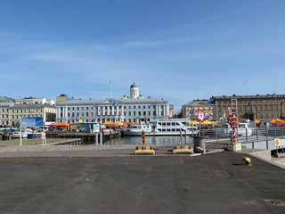 Bilde av Market Square. finland helsinki marketsquare portofhelsinki helsinkicathedral helsinkicityhall