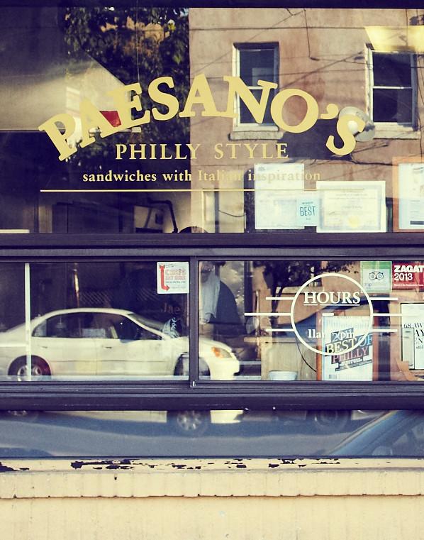 Paesano's - Philadelphia, PA