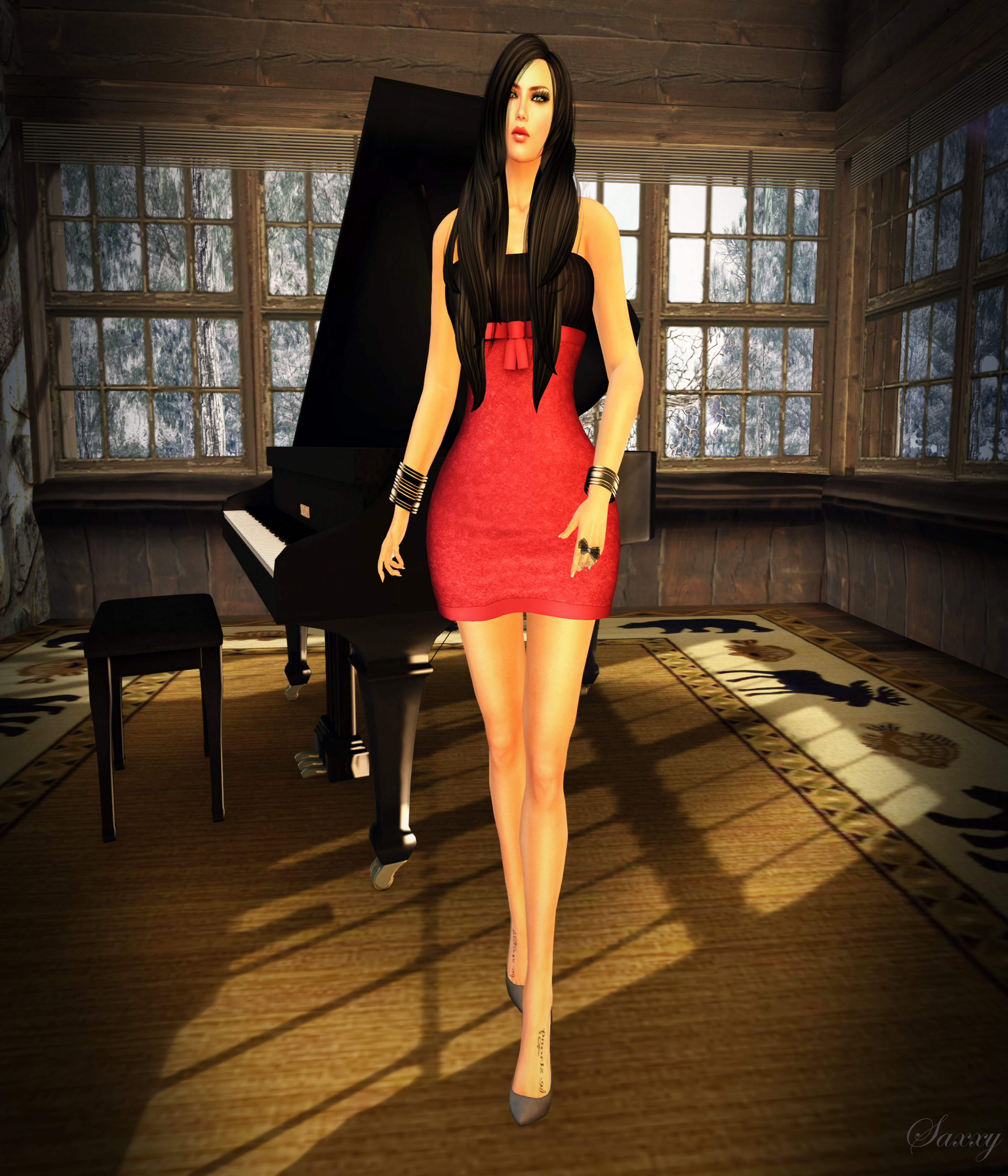 Holiday Dress_001