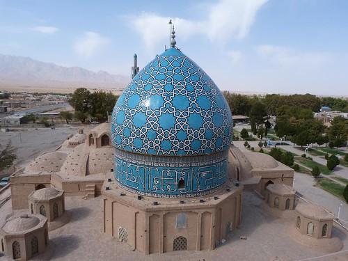 Mausoleo de Mahan (Irán)