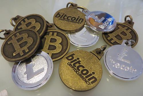 Bitcoin Litecoin IMG_3448
