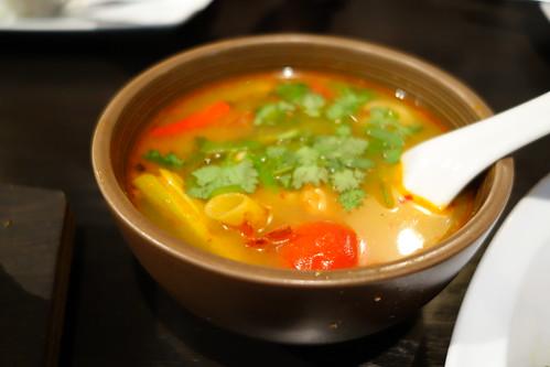 Kha Singapore's Dtom Yum Goong