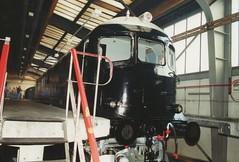 Unclassified Main Line Locomotives