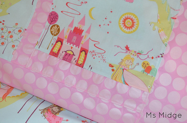 Custom order Fairytale Doona Cover set