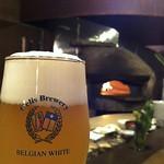 ベルギービール大好き!! セント・ベルナルデュス・ウィット St.Bernardus Wit @エンボカ京都