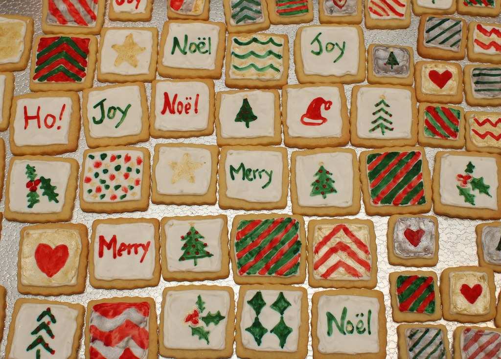 Christmas 2013 Cookies