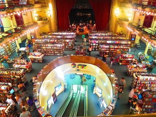 El ateneo book shop, Buenos Aires