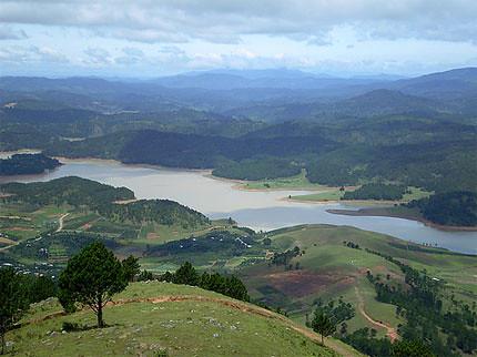 7 Da lat Langbiang Mountain
