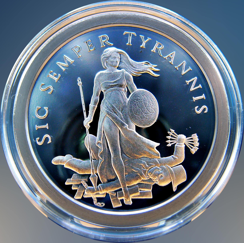 """Colección de onzas de plata """" Silver Bullets & Silver Shield"""" 11802004215_f9c2286ac2_o"""