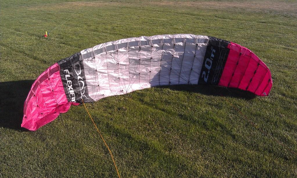 Power Kite Forum Blade Ii 2 0m Sold