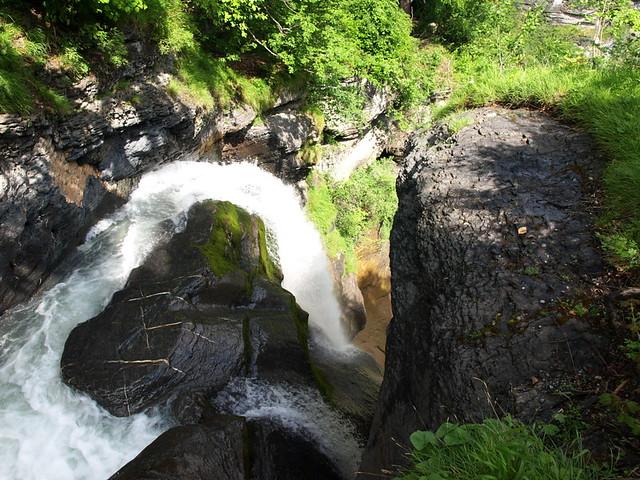 Reichenbach Falls, Switzerland