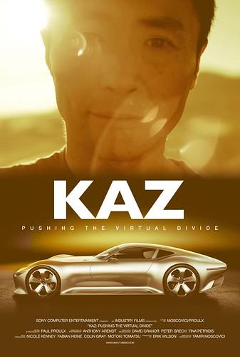 KAZ: Pushing the Virtual Divide Premieres On Hulu 1/22 – PlayStation