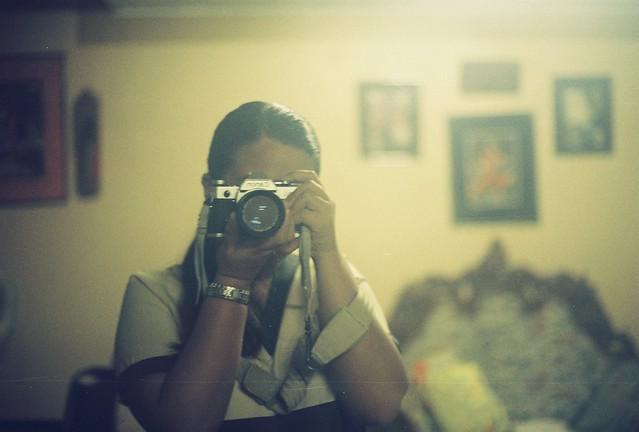 Canon AE-1 50mm f1.4 + Fujicolor c200