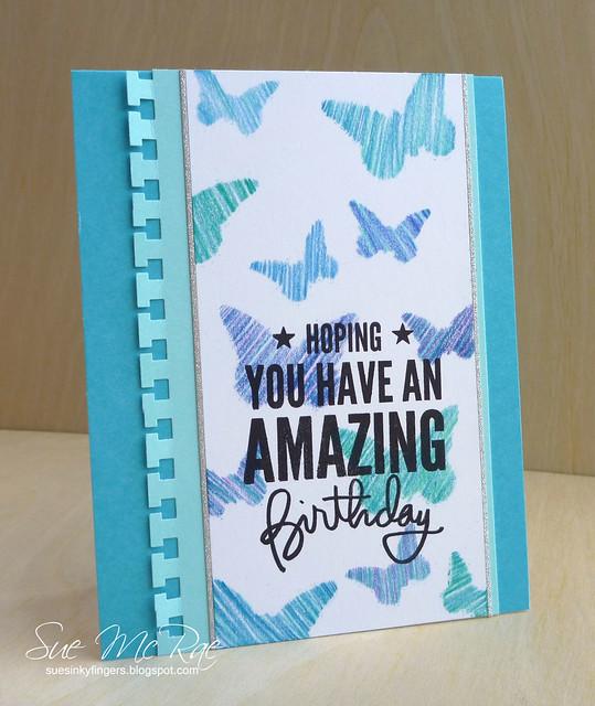 Scribbled Butterflies