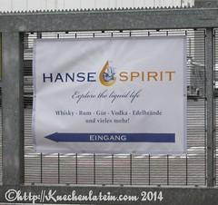 Eindrücke von der Hanse Spirit 2014 Halle A2 Messe HH