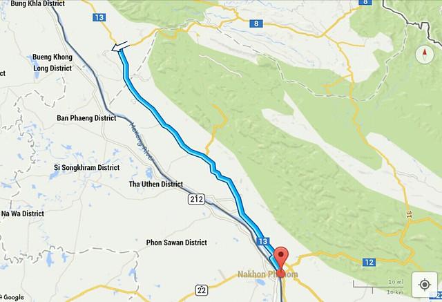 Laos route 13