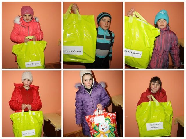 """Фото-отчет к акции """"Новогодние чудеса 2014"""""""