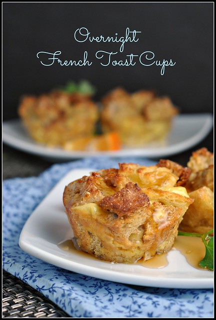 Overnight French Toast Cups 1