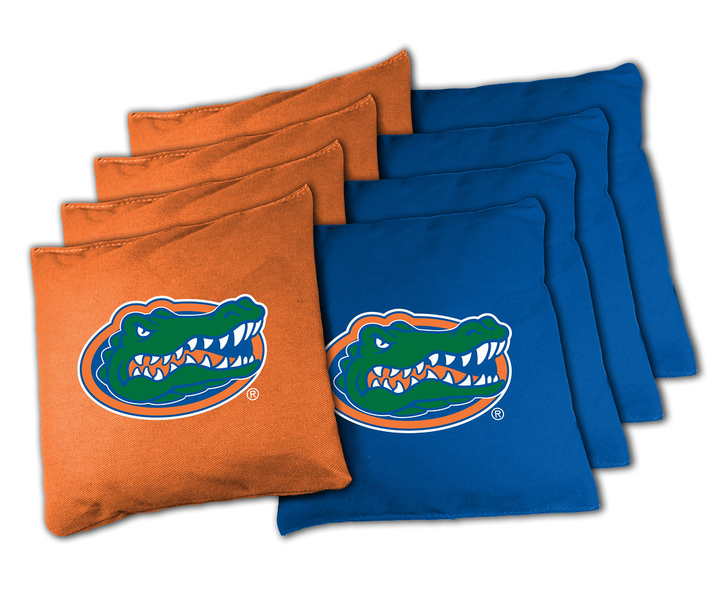 Florida Gators Cornhole Bags
