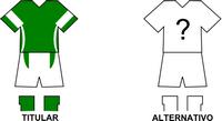 Uniforme Selección Paranaense de Fútbol