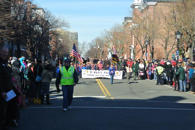2014 GW Birthday Parade