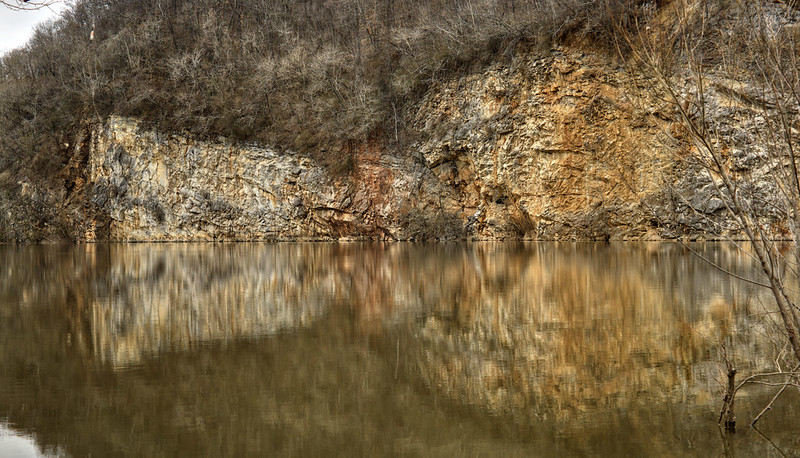 Meads Quarry 1, Ijams Nature Center, Knoxville, Tennessee