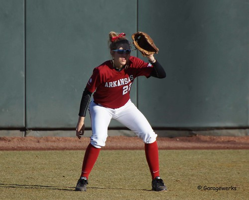 University of Arkansas Razorbacks vs Jackson State University Tigers Softball
