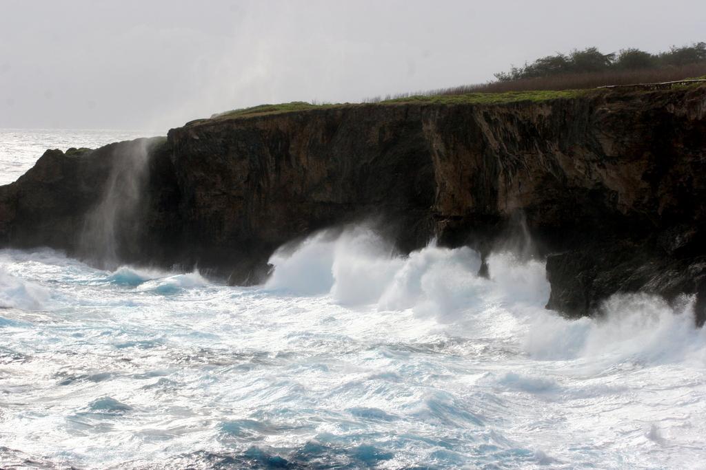 Suicide Cliff