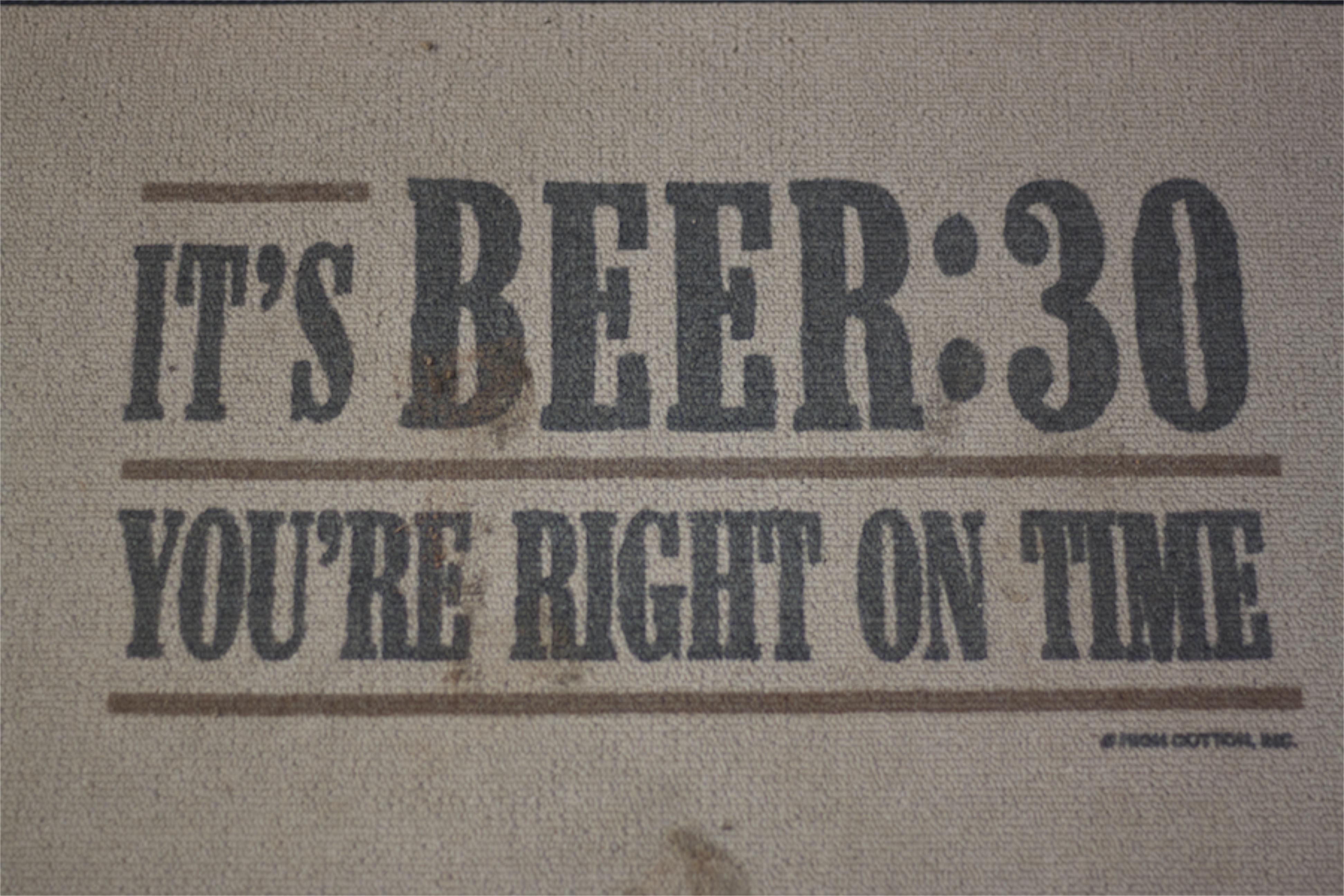 beer time - rtdb