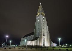 'Hallgrímskirkja' - Reykjavik, Iceland