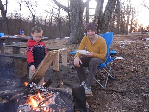 March 8 2014 Shenandoah National Park
