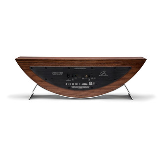 Crescendo - Rear Walnut