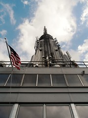 Empire State Building Mast