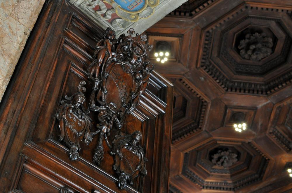 Appartamento dei Conservatori dei Musei Capitolini a Roma