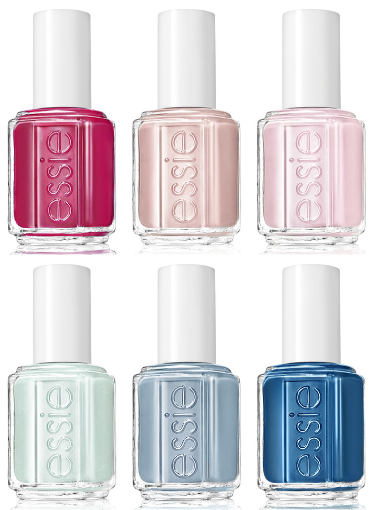 Essie spring 2014 polishes