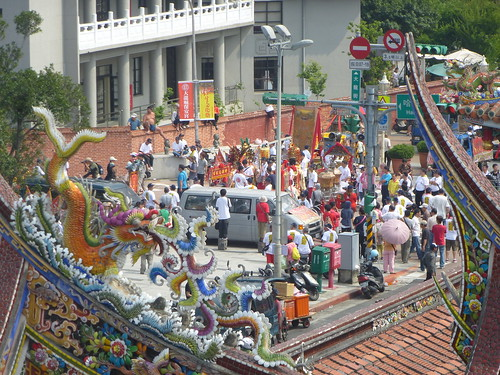 Taiwan-Taipei-Temple-Bao-an (32)