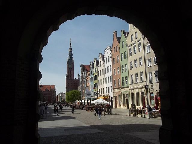 Old Town - Gdańsk - Poland