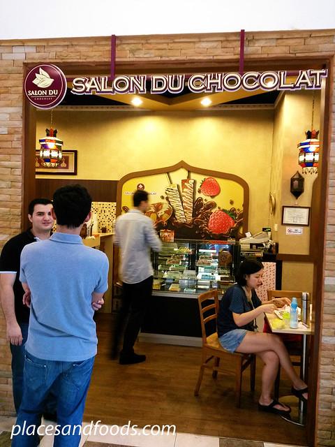 salon du chocolat publika