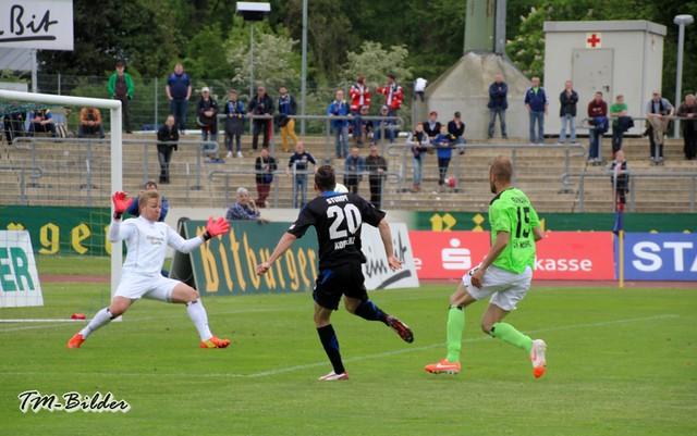 TuS Koblenz - SV Waldhof Mannheim 0:0 14013104236_e7d5a8eb1b_z