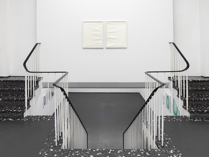 "Ignacio Uriarte ""Writing Drawing"" at Figge von Rosen, Cologne / featured on artfridge.de"