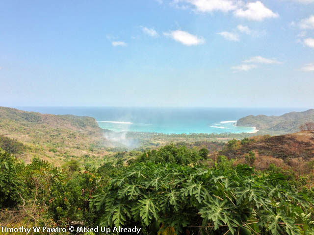 (23) Indonesia - Sumba - Tarimbang - The bay and the beach