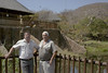 Allan and Gert Jensen co-owners of Waterfall Lodge